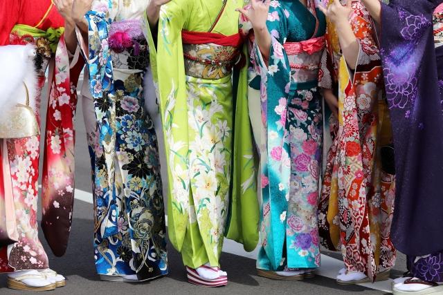 furisode girls