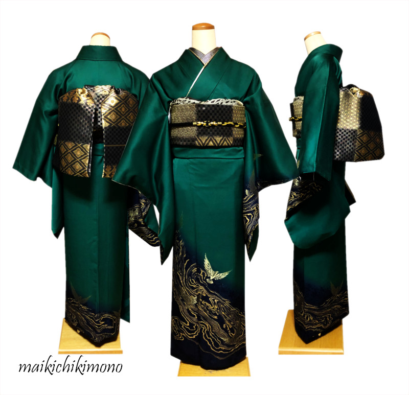 stacking all furisode items