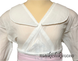 pad for décolletage
